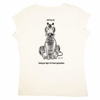 Delwin Tiger (Ladies Back)