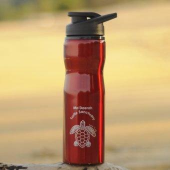 Ma'Daerah Water Bottle (Red)