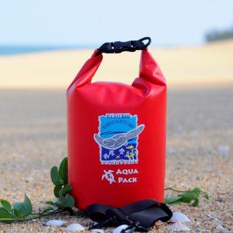 Ma'Daerah Aqua Pack (Red)